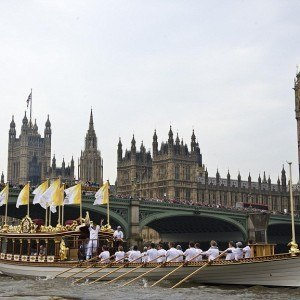 Big Ben and Gloriana