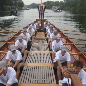 Forward togther, row, Olympian crew