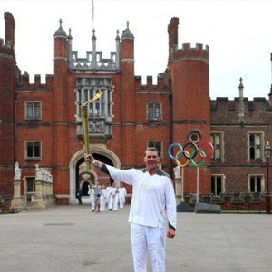 Matt & Hampton Court Palace