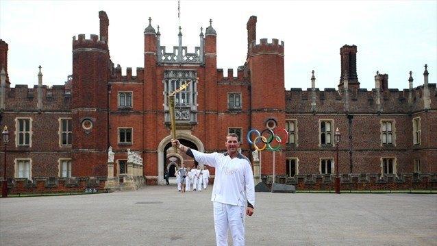 Matt & Hampton Court Palace