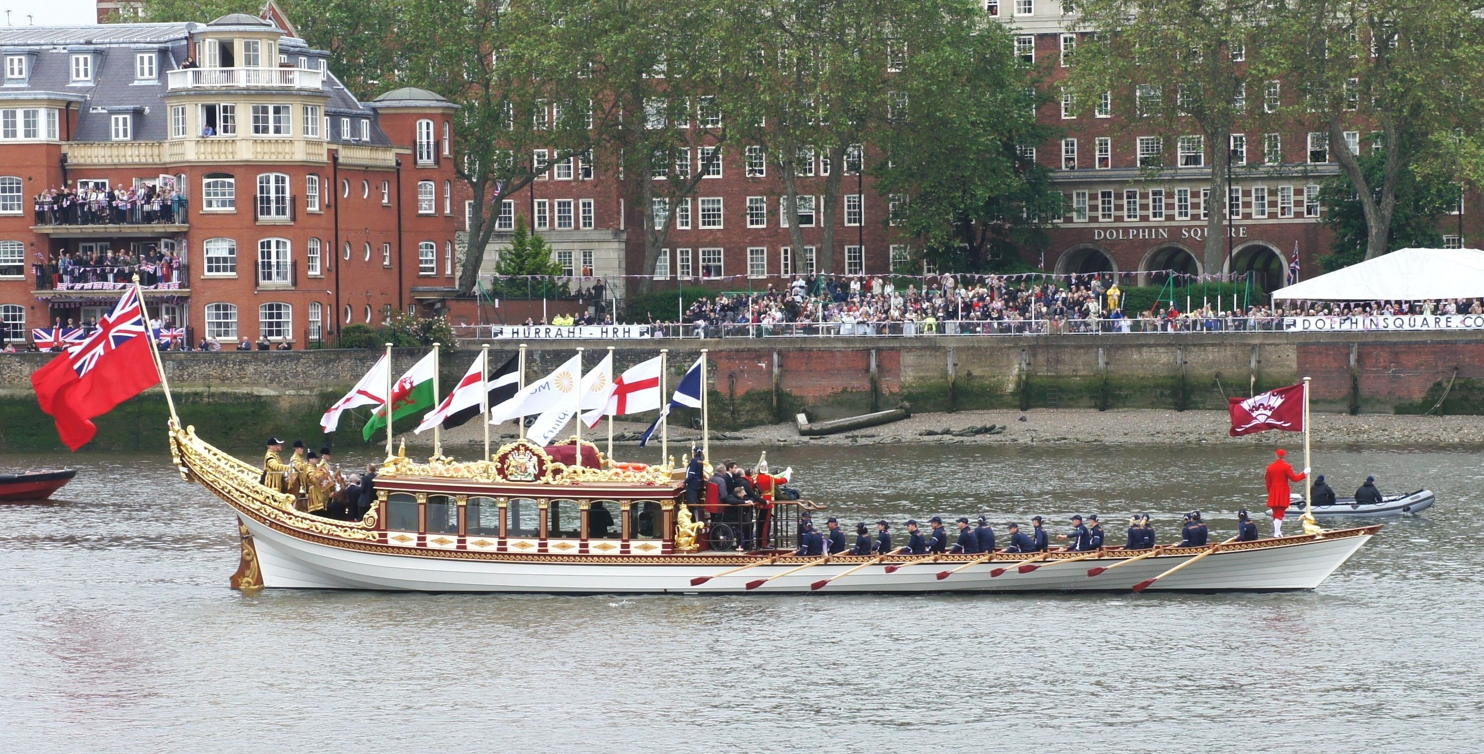 Queen's Royal Barge