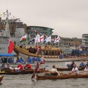 QRB passing Royal Navy