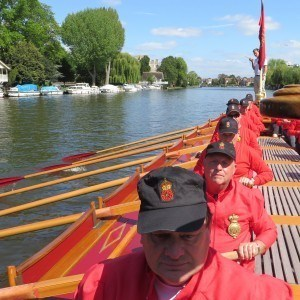 Stroke side of Tudor Pull crew