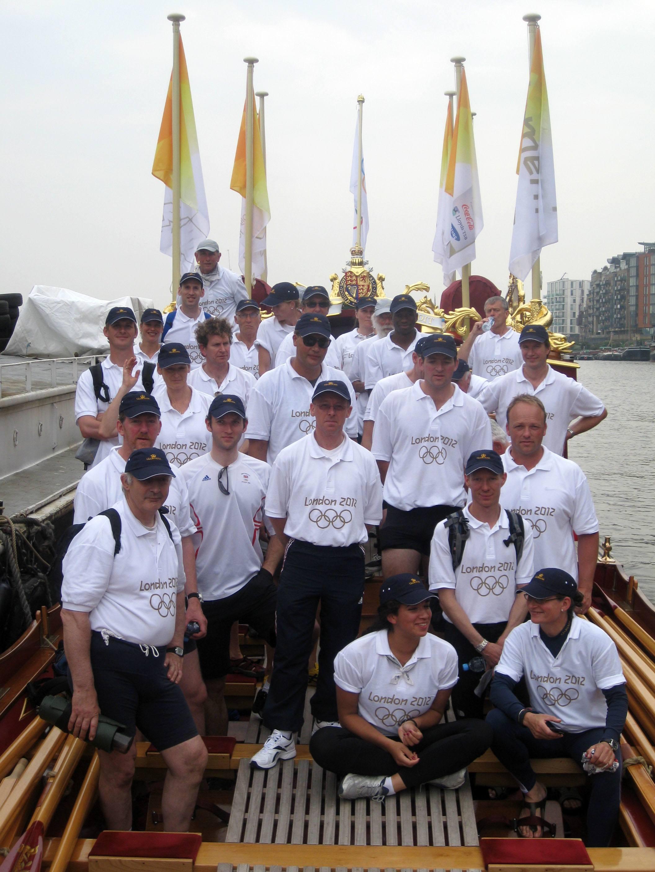 The Olympians Crew