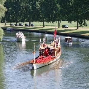 The flotilla