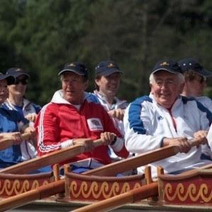 Past Olympian Crew Stroke Side Gloriana Henley Royal Regatta 2012