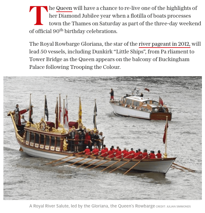 The Telegraph 10th June 2016