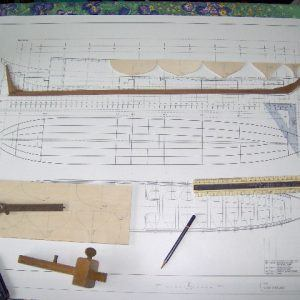 The Keel Set Out