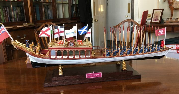 The Completed Model of Gloriana