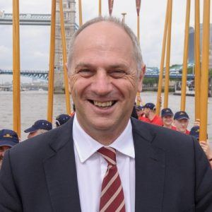 Sir Steve Redgrave, Olympic Gold Medalist, Rower