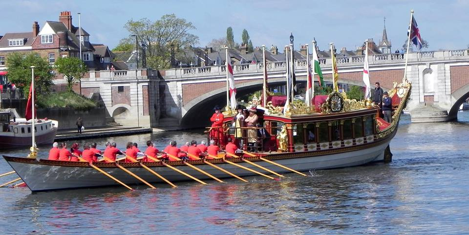 Gloriana 2016 competition winner